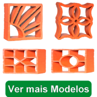 Elementos Vazados de Cerâmica