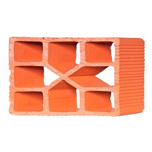 Elemento Vazado Cerâmico Diagonal Xis