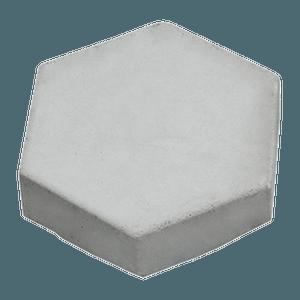 Bloco Sextavado de Concreto 25X8 cm