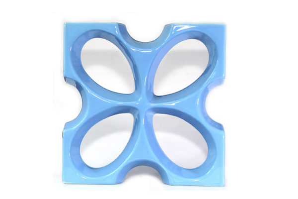 Cobogós Elementos Vazados Esmaltados Modelo Borboleta Borboleta