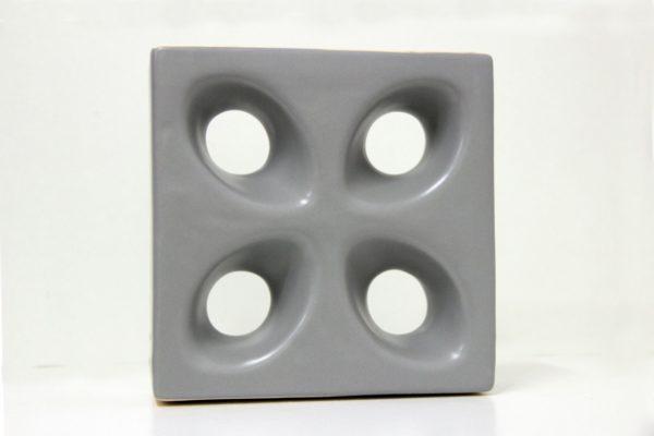 Cobogós Elementos Vazados Esmaltados Modelo Mini Folha
